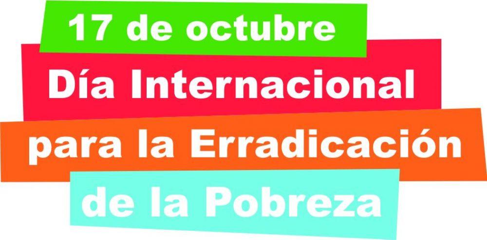 Acto conmemorativo: Día Internacional para la Erradicación de la Pobreza (Madrid, 17 de Octubre de 2018)